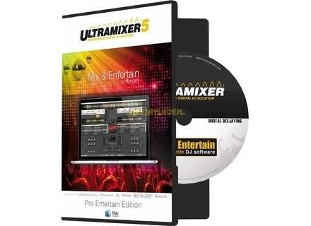 UltraMixer Pro Entertain 5