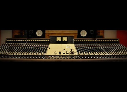 UnderToneAudio UTA Custom Console