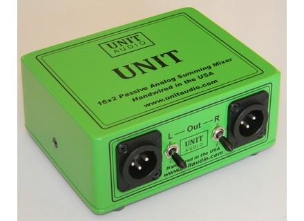 Unit Audio Unit 16 x 2 Panning