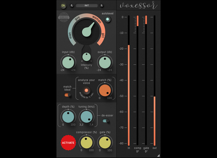United Plugins Voxessor by Soundevice Digital