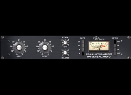 Universal Audio 1176LN Plug-In