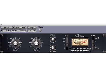 Pictures and images Universal Audio 1176LN TDM - Audiofanzine