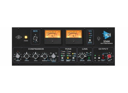 Universal Audio API 2500 Bus Compressor