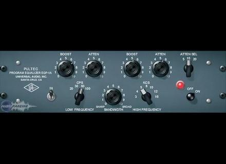 Universal Audio EQP-1A