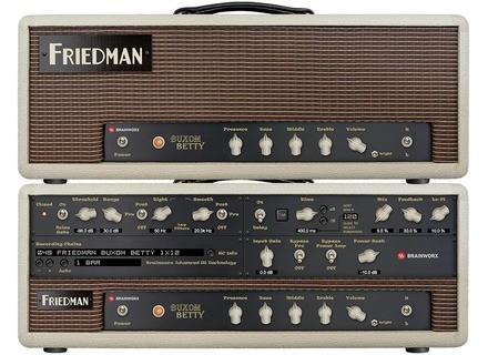 Universal Audio Friedman Buxom Betty Amplifier