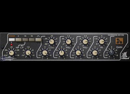 Universal Audio harrisson 32C eq