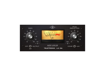 Universal Audio LA-3A Plug-In