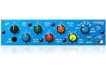 Universal Audio Maag EQ4