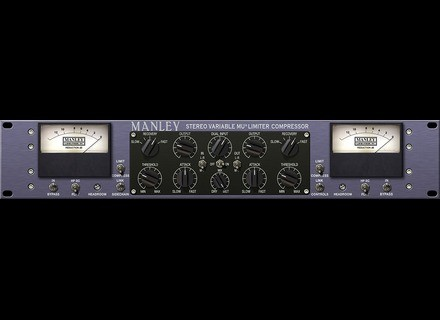 Universal Audio Manley Variable Mu