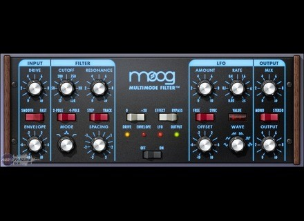 Universal Audio Moog Multimode Filter