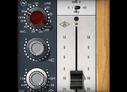 Universal Audio Neve 1073 Preamp & EQ