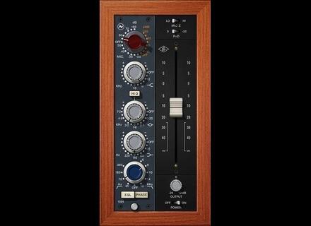 Universal Audio Neve 1084 Preamp & EQ