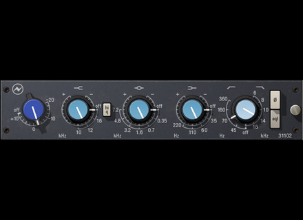 Universal Audio Neve 31102