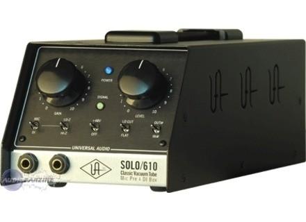 Universal Audio SOLO/610