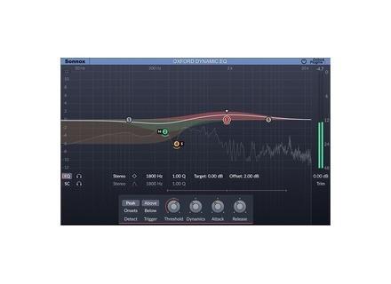 Universal Audio Sonnox Oxford Dynamic EQ