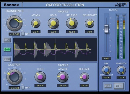 Universal Audio Sonnox Oxford Envolution