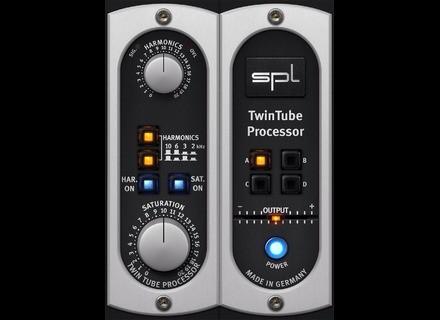 Universal Audio SPL TwinTube Processor Plug-In