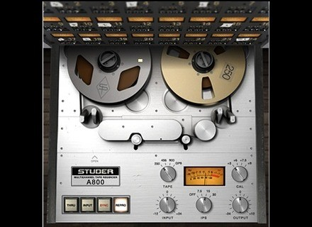 Universal Audio Studer A 800