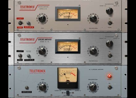 Universal Audio Teletronix LA-2A Classic Leveler Collection Plug-In