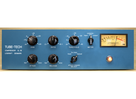 Universal Audio Tube-Tech CL 1B Compressor Plug-In for UAD