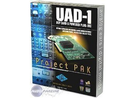 Universal Audio UAD-1 Project Pak