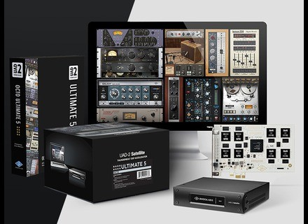 Universal Audio UAD-2 Octo Ultimate 5