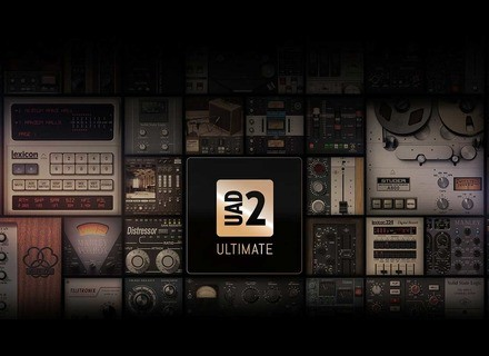 Universal Audio UAD-2 Octo Ultimate 7