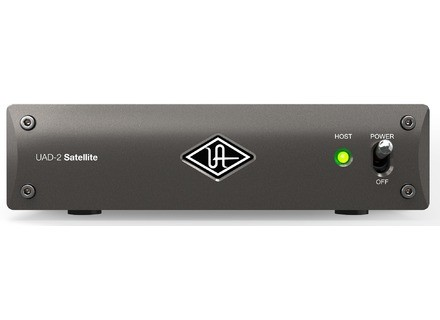 Universal Audio UAD-2 Satellite Thunderbolt 3 - OCTO Core