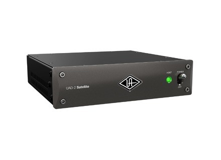 Universal Audio UAD-2 Satellite Thunderbolt 3 - QUAD Core