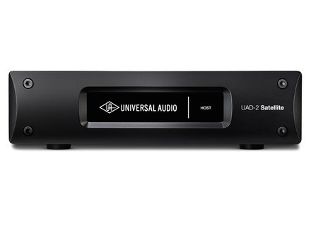 Universal Audio UAD-2 Satellite USB - QUAD Core