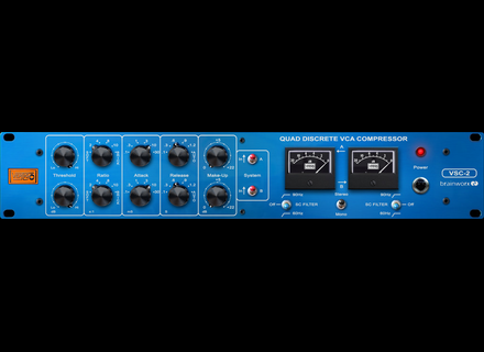 Universal Audio Vertigo Sound VSC-2