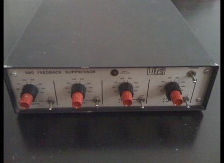 Urei / Jbl 560 feedback suppressor