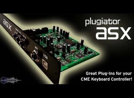 Use Audio Inc. Plugiator ASX pour claviers CME