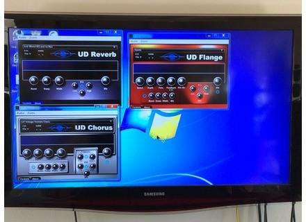 Utopian Dreams Band UD Chorus