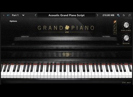 UVI Acoustic Grand Piano 2