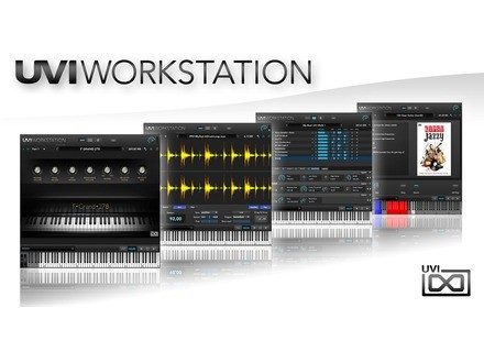 UVI [Freeware] UVI Workstation 2
