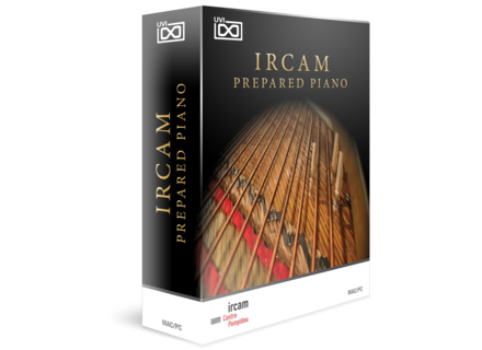 UVI IRCAM Prepared Piano