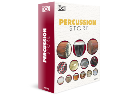 UVI Percussion Store