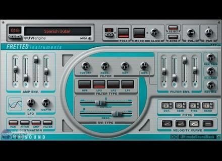 UVI Plugsound vol. 2 Fretted Instruments