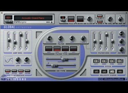 UVI Plugsound vol. 6 Global Collection