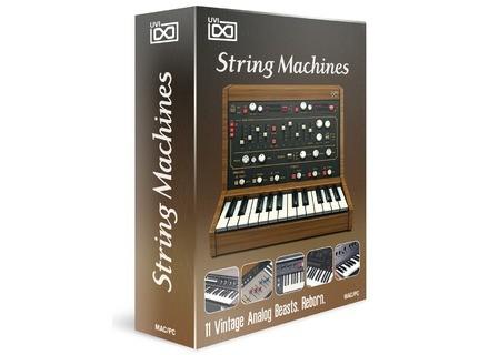 UVI String Machines