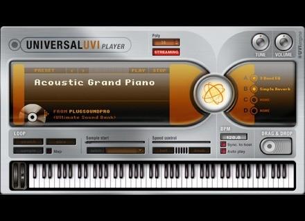 UVI Universal UVI Player