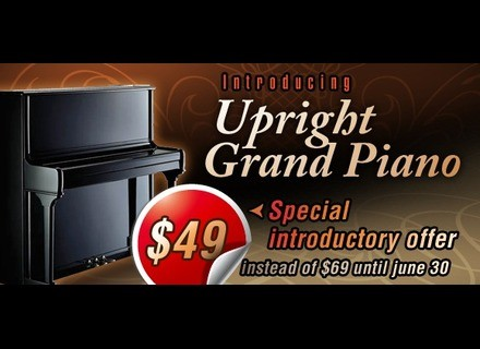UVI Upright Grand Piano