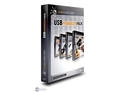 UVI USB Producer Pack