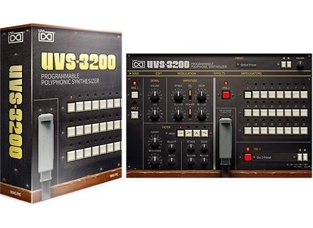UVI UVS-3200