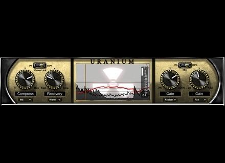 V-Plugs Uranium Compressor