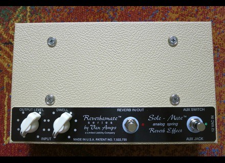 Van Amps Sole-Mate Vintage Cream