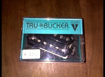 Van Zandt Pickups tru-bucker