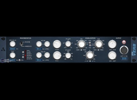 Variety Of Sound epicVerb [Freeware]