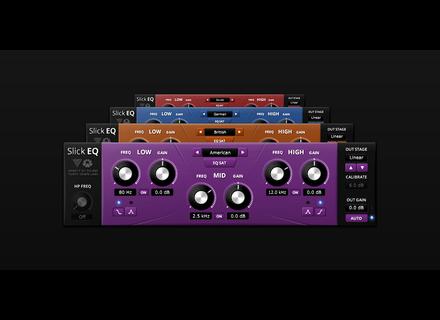 Variety Of Sound SlickEQ